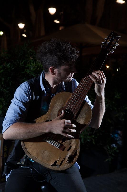 Studio de Rue - Virtuose Guitariste 5