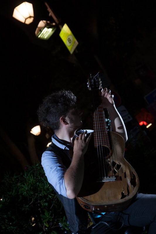 Studio de Rue - Virtuose Guitariste 3