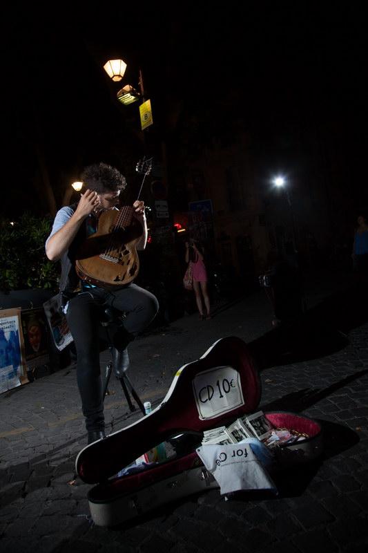 Studio de Rue - Virtuose Guitariste 2