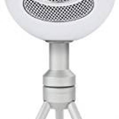 Blue Microphones Snowball iCE Microphone  a condensateur Cardioide Blanc @ Amazon
