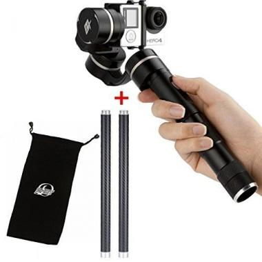 Feiyu G4 Stabilisateur de Camera Ultra 3-Axes Cardan PTZ Portable Stable Interfa @ Amazon.fr