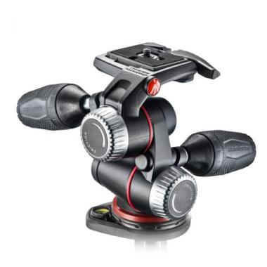 Manfrotto MHXPRO-3W – Rotule a 3 Dimensions – Noir @ Amazon.fr