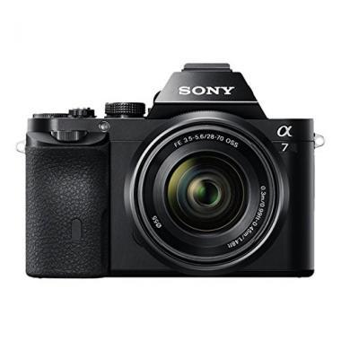 Sony A7 ILCE-7KB.CE Appareil Photo Hybride Kit Boitier nu  + Objectif 28-70mm Ca @ Amazon.fr