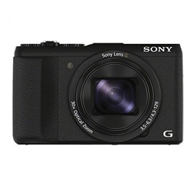 Sony DSC-HX60B Appareil Photo Numerique Compact, 20,4 Mpix, Zoom Optique 30x Noi @ Amazon.fr