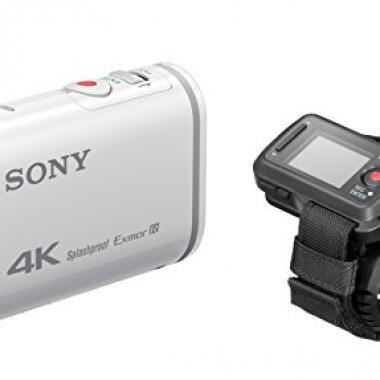 Sony FDR-X1000VR Action Cam Stabilisee 4K Wifi/GPS @ Amazon.fr