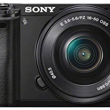 Sony ILCE-6000LB Appareil Photo Numerique Hybride Capteur APS-C 24,3 Mpix Autofo @ Amazon.fr