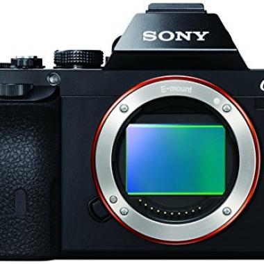 Sony ILCE-7 Appareil Photo Numerique Hybride Boitier Nu, Capteur Plein Format 35 @ Amazon.fr