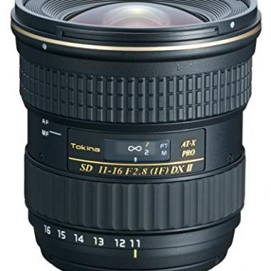 Tokina AT-X PRO DX II Objectif 11-16mm F2.8 pour reflex Canon APS-C @ Amazon.fr