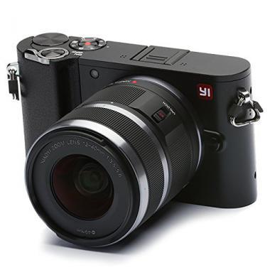 YI M1 Camera 4K Mirrorless numerique avec objectif interchangeable 12-40 mm F3.5 @ Amazon.fr