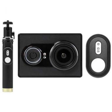 YI WiFi Action Camera Full HD – Sport Cam 1080p 16MP 155 degres Grand Angle Amba @ Amazon.fr