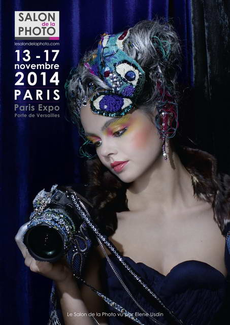 Salon de la Photo 2014 invitation Fotoloco