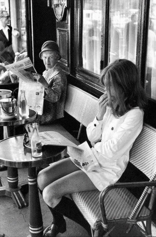 Quand Cartier Bresson publie sur fotoloco