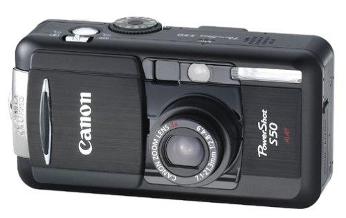 Canon S50