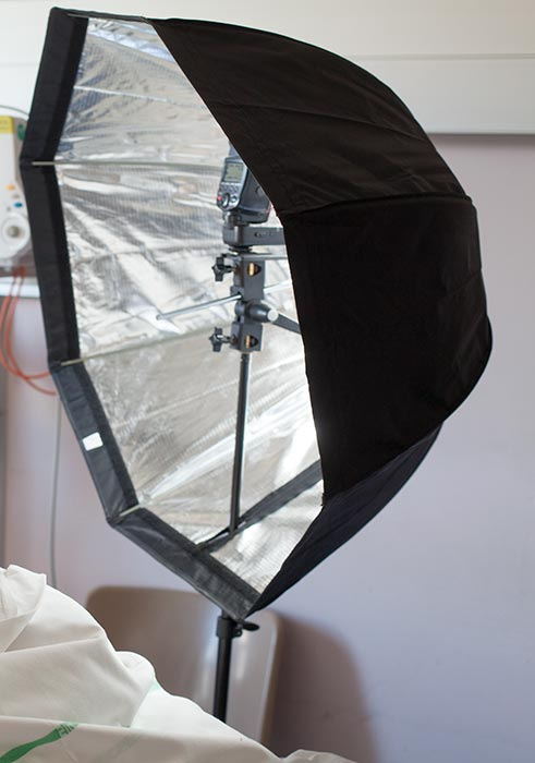 Parapluie softbox