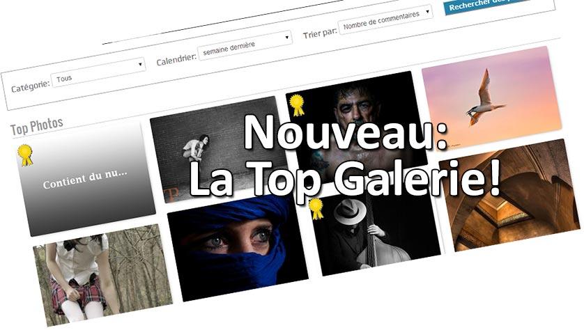 Nouveau sur fotoloco - la top galerie