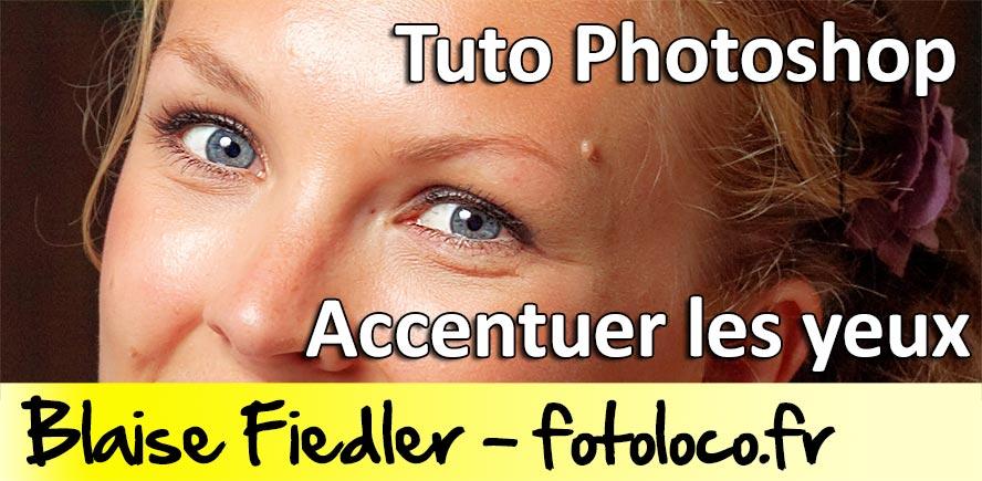 Tuto Photoshop: Accentuer les yeux et les masques photoshop