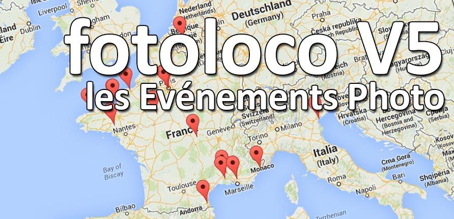 fotoloco V5 - les événements photos