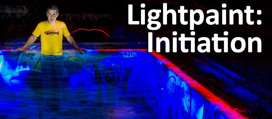 Initiation au Light Painting cours Photo Gratuit