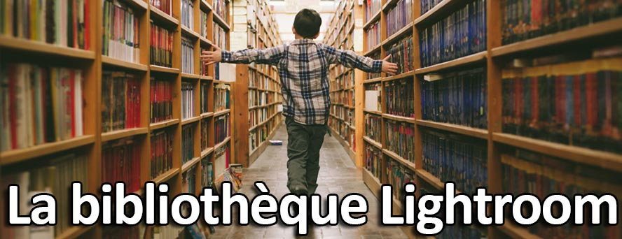 Le catalogue et la bibliothèque lightroom