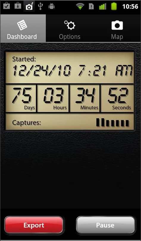 GPS4CAM: un GPS pour votre appareil photo
