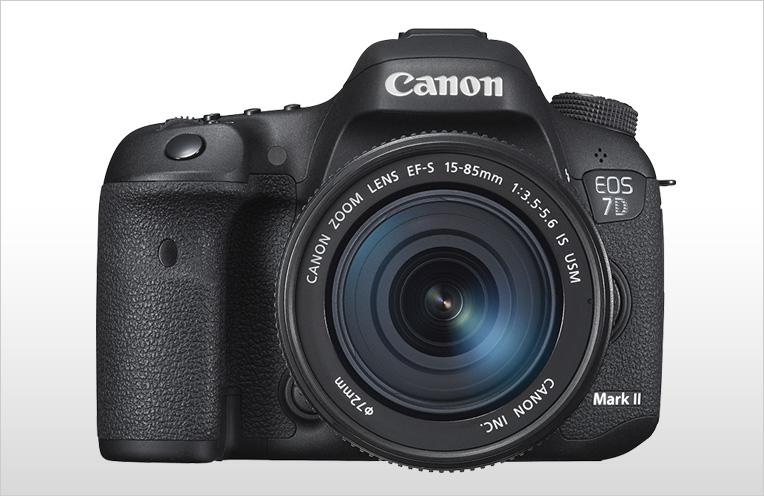 Sortie du Canon 7D Mark II