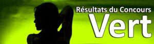 Vert: résultats du concours photo