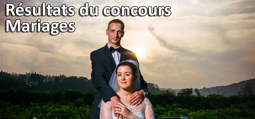 Concours Photo Mariage Resultats