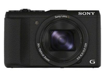 Sony DSCHX60B. Zoom optique 30x Wi-Fi/HDMI/USB @ Amazon