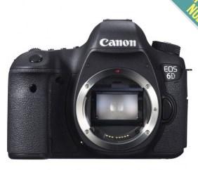 Canon 6D à 1379€ @ Numerique Avenue