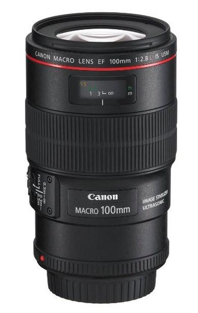Canon 100L Macro Vente flash 699€ @Amazon