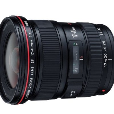 Canon EF Objectif Zoom Grand Angle 17 / 40 mm f/4.0 L USM à 629€ @Amazon