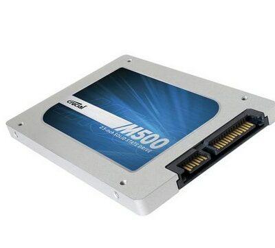 SSD 240 Go Crucial M500 @Rue du Commerce