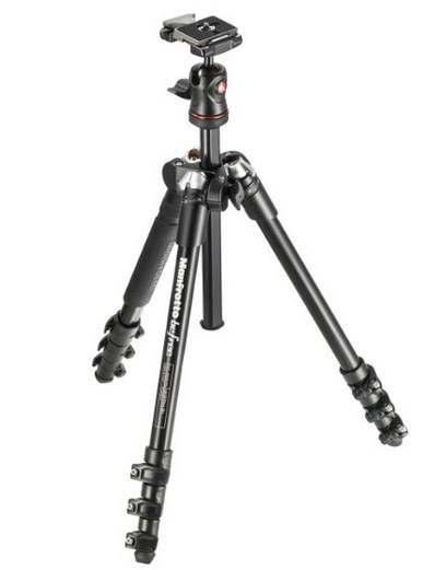 Manfrotto Trepied 290B Befree MKBFRA4-BH @ Amazon