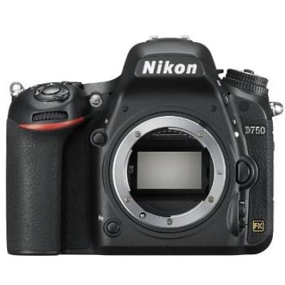 Nikon D750 - prix incroyable @ Amazon.es