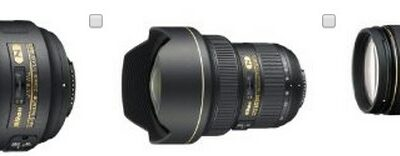 Cashback Objectifs Nikon jusqu'à 600€