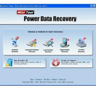 Gratuit - logiciel de récupération de données. Marche sur cartes mémoires