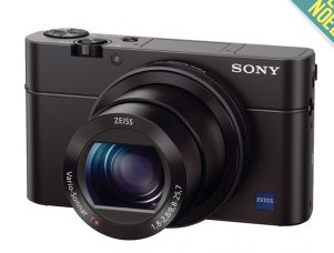 SONY CYBER-SHOT DSC-RX100 MARK III à 689€ @ Numerique Avenue