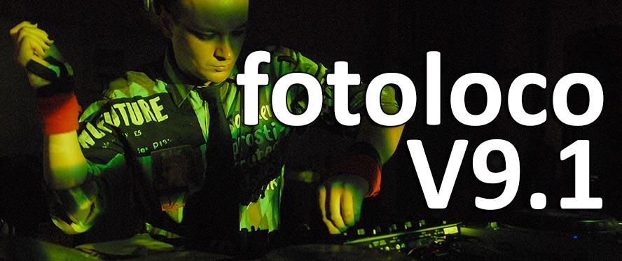 lancement fotoloco 9.1