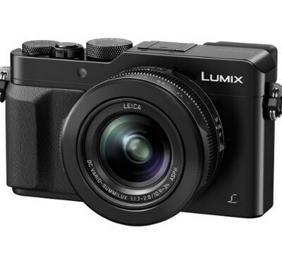 Lumix LX 100 @ Amazon.it