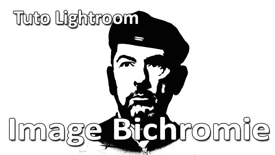 Tuto Lightroom Effet Bichromie