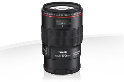 Canon 100mm macro f/2.8L
