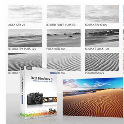 DXO Film Pack 3 gratos @ DXO