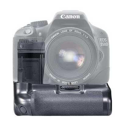 Grip Poignée D'alimentation BG-E8 Remplacement pour Canon EOS 550D 600D 650D 700D @ Amazon