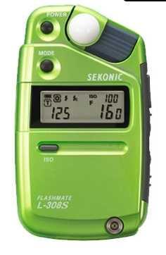 flashmètre sekonic L308S