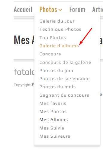 fotoloco v10 - albums