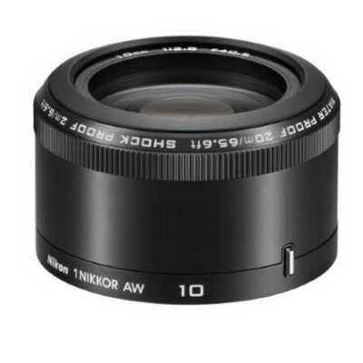 Nikon 1 NIKKOR AW 10mm objectif photo