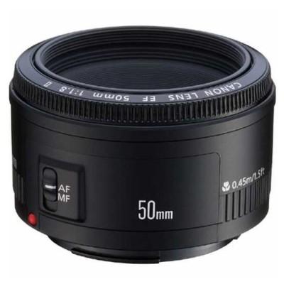 Canon EF Objectif 50 mm f/1.8 II @ Amazon