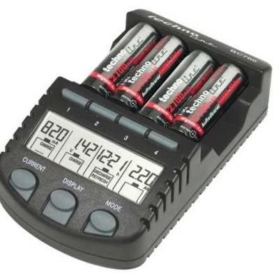Vente Flash: chargeur Technoline BC700 @Amazon.fr