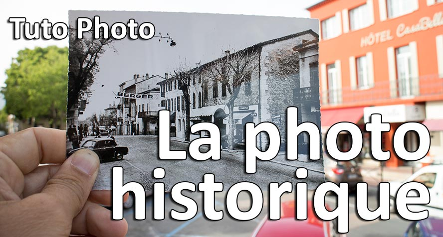 la photo historique avant-apres
