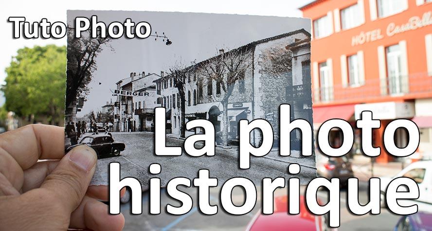 la photo historique avant-apres